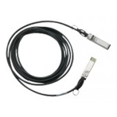 Cisco Cisco SFP+ Copper Twinax Cable - Twinaxial cable - 16.4 ft