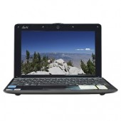 "ASUS Eee PC 1005HAB Atom N270 1.6GHz 1GB 160GB 10.1"" LED-Backlit Netboook Win7 Starter w/Webcam & 6-Cell Battery (Blue)"