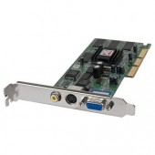 ATI Rage 128 Pro 32MB AGP VGA Video Card w/Composite Video & TV-Out