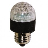 1.3 Watt 110V LED Light Bulb (Clear)