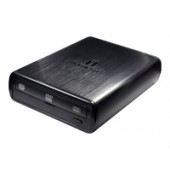 Iomega Super DVD Writer 24x - DVDA±RW A±R DL / DVD-RAM drive - Hi-Speed USB