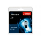 Imation Atom Flash Drive USB flash drive - 2 GB