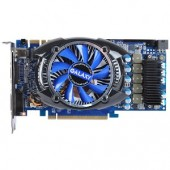 Galaxy GeForce GTS 250 1GB DDR3 PCI Express (PCIe) DVI/VGA Video Card w/HDMI & HDCP Support w/$40 Mail-In Rebate!