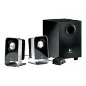 Logitech LS21 - PC multimedia speaker system