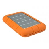 LaCie Rugged Hard Disk hard drive - 500 GB - FireWire / FireWire 800 / Hi-Speed USB
