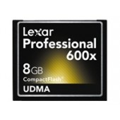 Lexar Professional UDMA - flash memory card - 8 GB - CompactFlash