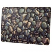 "Handstands Skinware 45002 Pre-Printed Notebook Skin - Add a Stylish River Rocks Pattern to Your 15.4"" Notebook!"
