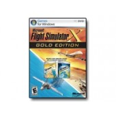 Microsoft Flight Simulator X Gold Edition - complete package