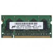 Micron 512MB DDR2 RAM PC2-6400 200-Pin Laptop SODIMM