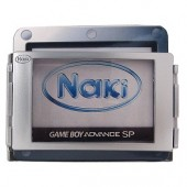Naki Magnifier SP for Gameboy Advance SP - Enhance the Size Colors & Graphic Detail of your SP Game Screen!