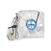 120MM FAN W/3 SPEED SWCH 4PIN W/ 3PIN MONITORING