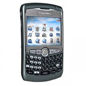 BlackBerry Curve 8320 2.4&quot; LCD Unlocked Dual-Band GSM Bluetooth 2MP Camera Smartphone w/QWERTY Keyboard (Titanium)
