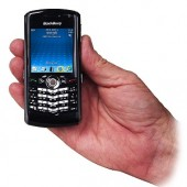 BlackBerry Pearl 8100 2.25&quot; LCD Unlocked Dual-Band GSM Bluetooth 1.3MP Camera Smartphone w/QWERTY Keyboard (Titanium)