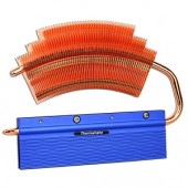 Thermaltake V1R Aluminum Spreader/Copper Fin Heat Sink RAM Cooler for DDR & DDR2 RAM
