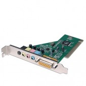4-Channel ES1938S PCI Sound Card