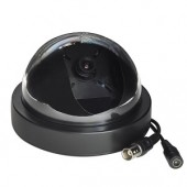 "1/3"" OmniVision CMOS 380 Line Color CCTV Mini Dome Surveillance Camera"