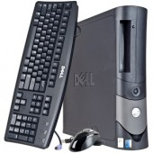 Dell OptiPlex GX270 Pentium 4 2.8GHz 1GB 80GB DVD XP Professional Desktop