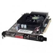 XFX Radeon HD 5550 1GB DDR2 PCI Express (PCIe) DVI/VGA Video Card w/HDMI & HDCP Support