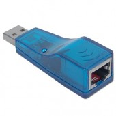 USB to RJ-45 Ethernet Adapter