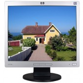 "17"" HP L1706 LCD Monitor (Silver/Black)"
