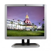 "17"" HP L1710 LCD Monitor (Silver/Black)"