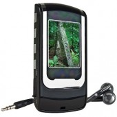 "Curtis MPK4050 4GB USB 2.0 MP3 Digital Music/Video Player & Voice Recorder w/1.8"" LCD (Black)"