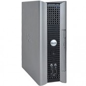 Dell OptiPlex 745 Core 2 Duo E6300 1.86GHz 1GB 80GB CD XP Professional Ultra Small Form Factor