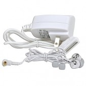 2-in-1 Starter Kit w/Earbuds &amp; Wall Charger for iPod - Charge &amp; Listen to Your iPod Anywhere!