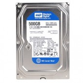Western Digital Caviar Blue 500GB SATA/600 7200RPM 16MB Hard Drive