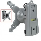 10&quot; - 24&quot; Plasma/LCD TV Wall Mount Bracket w/Tilt (Gray)