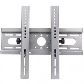 14&quot;- 37&quot; Plasma/LCD TV Wall Mount Bracket w/Tilt (Silver)
